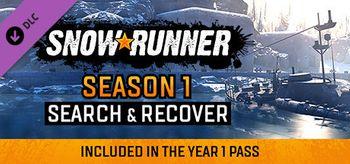 SnowRunner Season 1 Search & Recover - PC