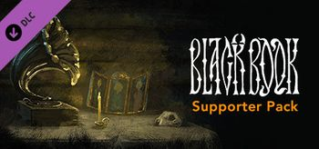 Black Book Supporter Pack - PC