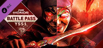 For Honor Battle Pass Year 5 Season 1 - PC