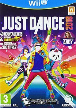 Just Dance 2018 - WIIU