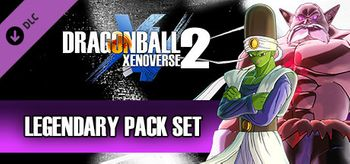 DRAGON BALL XENOVERSE 2 Legendary Pack Set - PC