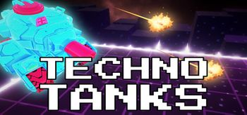 Techno Tanks - PS4