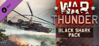 War Thunder Black Shark Pack - PC