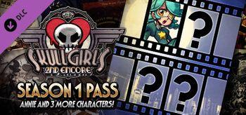 Skullgirls Season 1 Pass - PC