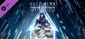 Destiny 2 Throne of Atheon Emote Bundle - PC