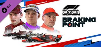 F1 2021 Braking Point Content Pack - XBOX ONE