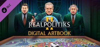 Realpolitiks II Digital Artbook - Linux