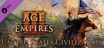 Age of Empires III Definitive Edition United States Civilization - PC