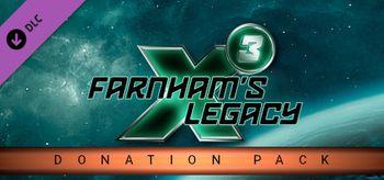 X3 Farnham's Legacy Donation Pack - Mac
