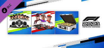 F1 2021 Deluxe Upgrade Pack - PC