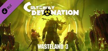 Wasteland 3 Cult of the Holy Detonation - Mac