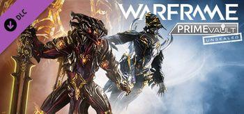 Warframe Prime Vault Zephyr & Chroma Dual Pack - PC