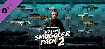 PAYDAY 2 Jiu Feng Smuggler Pack 2 - PC