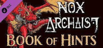 Nox Archaist Book of Hints - Mac