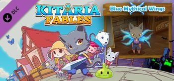 Kitaria Fables Blue Mythical Wings - PC