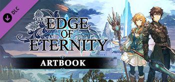 Edge Of Eternity Artbook - PC