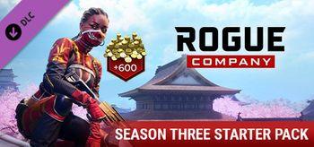 Rogue Company Season Three Starter Pack - XBOX ONE