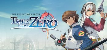 The Legend of Heroes Trails from Zero - SWITCH