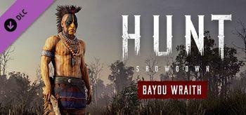Hunt Showdown Bayou Wraith - PC