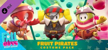 Fall Guys Fruit Pirate Pack - PC