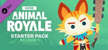 Super Animal Royale Season 1 Starter Pack - PC