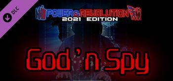 God'n Spy Add on Power & Revolution 2021 Edition - PC