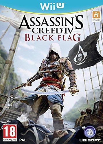 Assassin's Creed IV Black Flag - WIIU