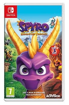 Spyro Reignited Trilogy - SWITCH