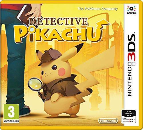 Pikachu Detective - 3DS