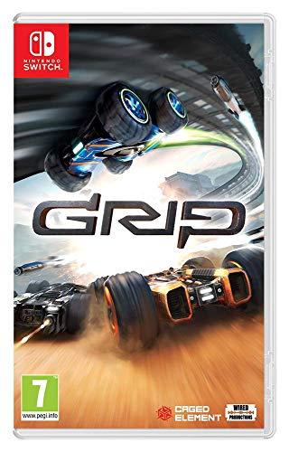 GRIP : Combat Racing - SWITCH