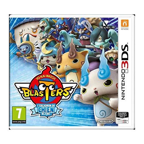 Yo-kai Watch Blasters : L'escadron Du Chien Blanc - 3DS