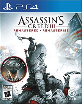 Assassin's Creed 3 + Assassin's Creed Libération Remastered - PS4
