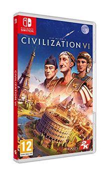 Sid Meier's Civilization VI - Nintendo Switch Edition - SWITCH
