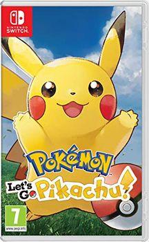 Pokémon Let's Go Pikachu - SWITCH
