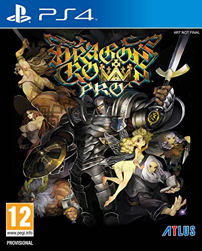 Dragon's Crown Pro Battle-Hardened Edition - PS4