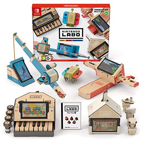 Nintendo Labo Toy-Con 01 Multi-kit - SWITCH