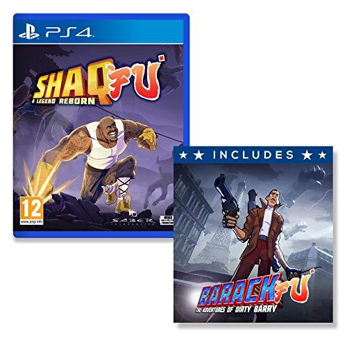 Shaq Fu: A Legend Reborn - PS4