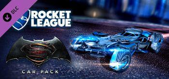 Rocket League - Batman v Superman Dawn of Justice Car Pack - Mac