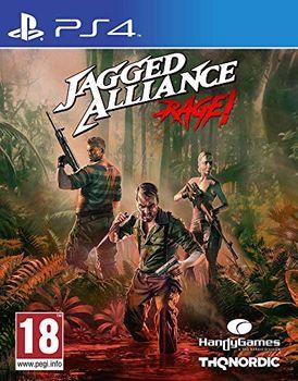 Jagged Alliance: Rage - PS4