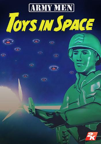 Army Men Toys in Space - PC