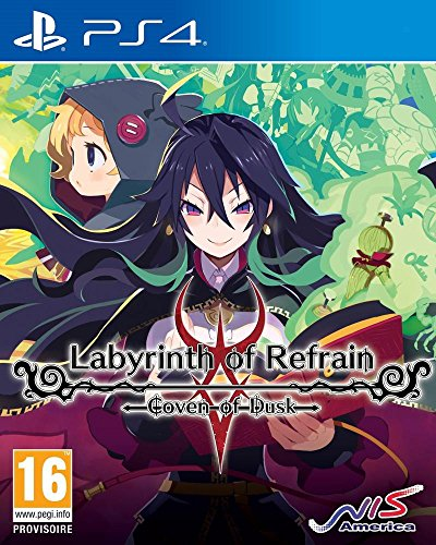 Labyrinth of Refrain Coven of Dusk - PS4