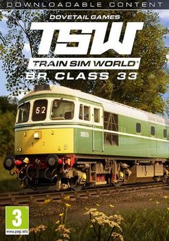 Train Sim World: BR Class 33 Loco Add-On - PC