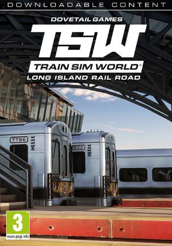 Train Sim World: Long Island Rail Road: New York - Hicksville Route Add-On - PC