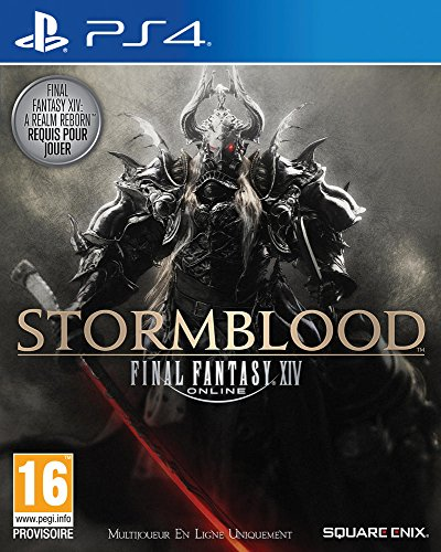 Final Fantasy XIV Stormblood - PS4