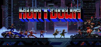 Huntdown - PS4