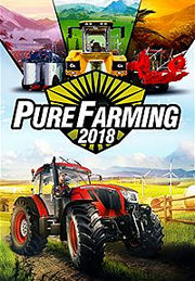 Pure Farming 2018 - Germany Map - PC