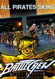 BATTLECREW Space Pirates  All Pirates Skins - PC
