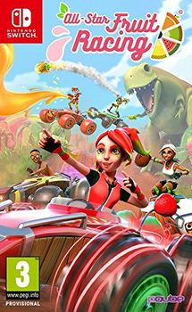 All-Star Fruit Racing - SWITCH