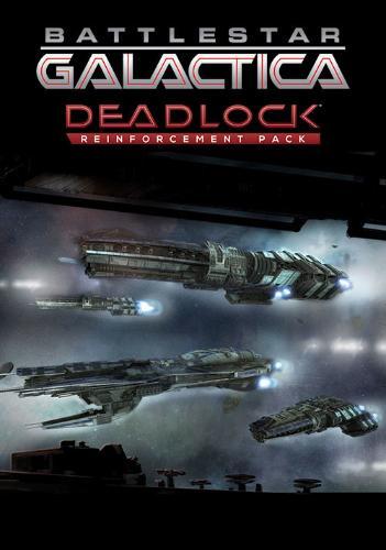 Battlestar Galactica Deadlock Reinforcement Pack - PC