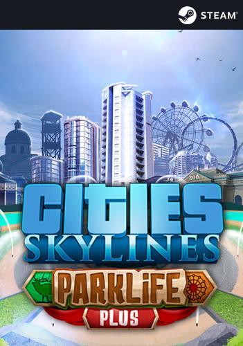 Cities Skylines - Parklife - PC